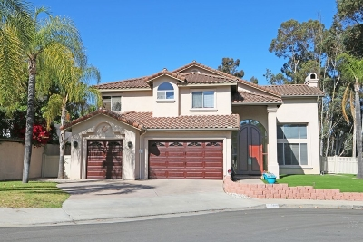 Scripps Ranch Single Family Home For Sale: 10405 White Birch Dr