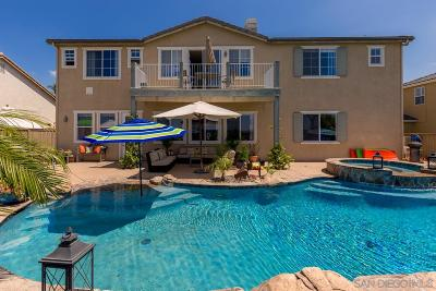 Chula Vista Single Family Home For Sale: 888 Chesapeake Pl