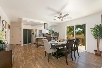 Encinitas CA Single Family Home For Sale: $1,550,000