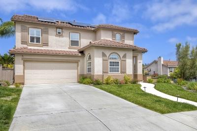 Carlsbad Single Family Home For Sale: 6047 Paseo Carreta