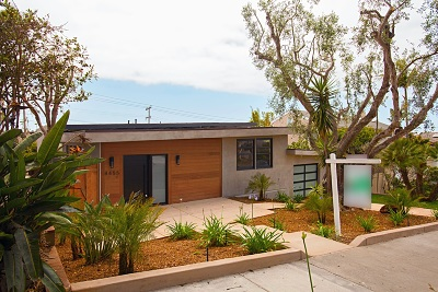 Sunset Cliffs Single Family Home For Sale: 4455 Point Loma Ave.
