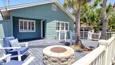 Ocean Beach Single Family Home For Sale: 2226 Etiwanda Street