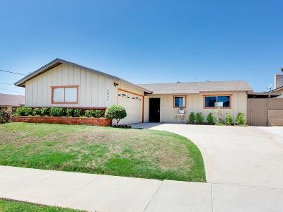 Oceanside Single Family Home For Sale: 4931 Siesta Dr