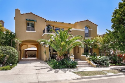 Single Family Home For Sale: 13799 Torrey Del Mar Dr