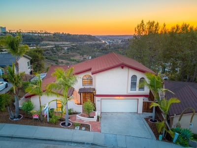 Del Cerro, Del Cerro Heights, Del Cerro Highlands, Del Cerro Terrace Single Family Home For Sale: 5624 Mill Peak Rd