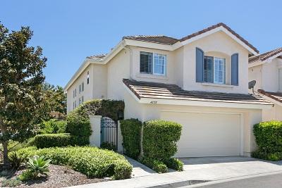 Single Family Home For Sale: 4757 Caminito Diablo
