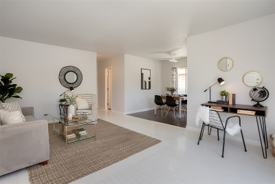 San Diego Attached For Sale: 3555 Florida St. #J