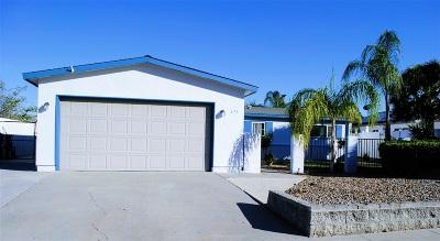 Escondido Single Family Home For Sale: 675 Terrace Ave