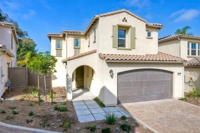 Carlsbad Single Family Home For Sale: 1038 Camino De Las Ondas