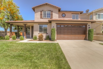 Murrieta, Temecula Single Family Home For Sale: 24010 Via Alisol