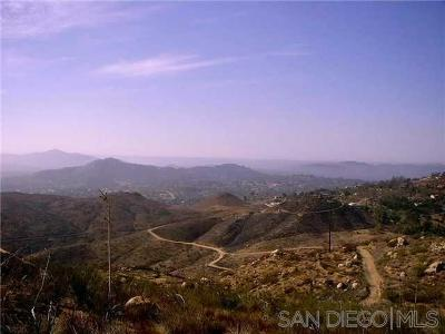 Poway Residential Lots & Land For Sale: 15425 Westview Road #1