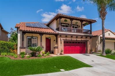 Chula Vista Single Family Home For Sale: 594 Northbrook Avenue