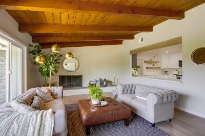 Escondido Single Family Home For Sale: 3130 Montesano Road