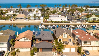 Coronado Single Family Home For Sale: 40 Admiralty Cross