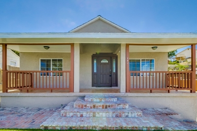 San Diego Multi Family 2-4 Pending: 323 Thrush Street