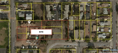 San Diego Residential Lots & Land For Sale: S 32nd Street #1