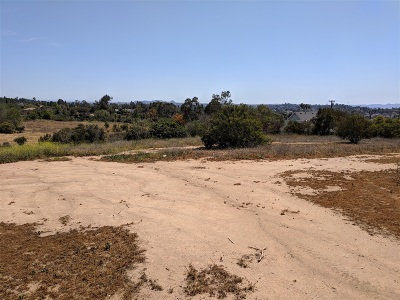 Fallbrook Residential Lots & Land For Sale: Stage Coach Lane #A