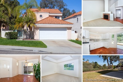 Oceanside Single Family Home For Sale: 5154 Baywood Cir
