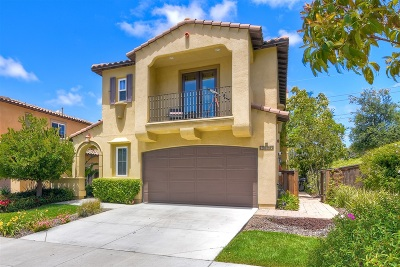 Carlsbad Single Family Home For Sale: 3634 Corte Casera