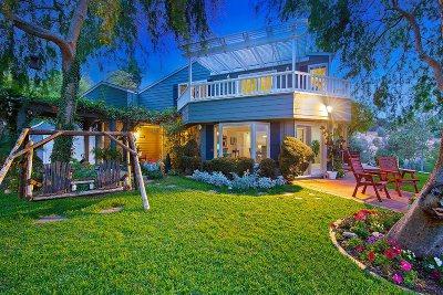 Escondido Single Family Home For Sale: 9740 Nutby Lane