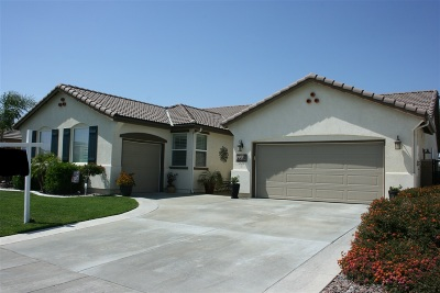 Murrieta, Temecula Single Family Home For Sale: 30814 Dropseed Dr.