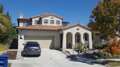 Chula Vista CA Single Family Home For Sale: $719,900