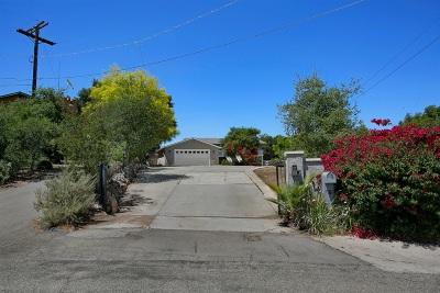 Escondido Single Family Home For Sale: 2557 S Cimarron Terrace