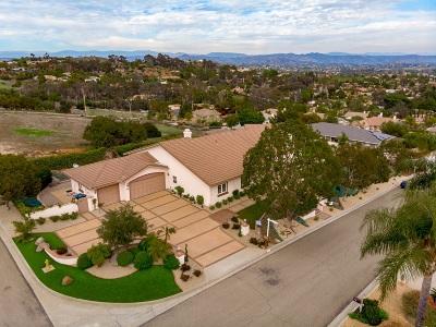 Escondido Single Family Home For Sale: 1743 Continental Lane
