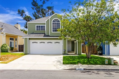 Oceanside CA Single Family Home For Sale: $585,000