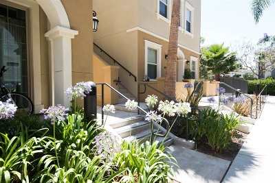 San Diego CA Attached For Sale: $540,000