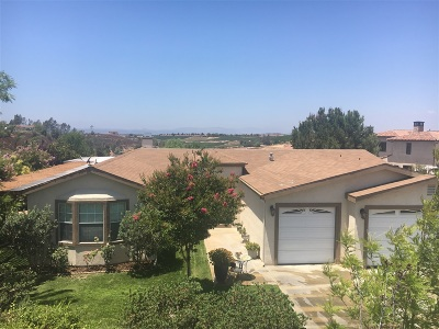 Murrieta, Temecula Single Family Home For Sale: 35410 Calle Chico