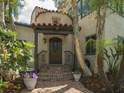 San Diego CA Single Family Home For Sale: $1,495,000