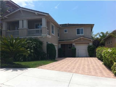 San Diego CA Single Family Home For Sale: $1,399,000