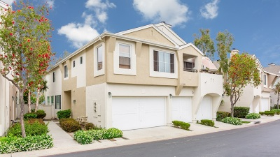 San Diego Townhouse For Sale: 11807 Spruce Run Dr #C