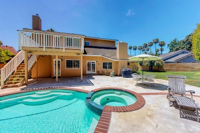 Carlsbad Single Family Home For Sale: 2732 Obelisco Ct