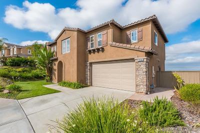 La Mesa Single Family Home For Sale: 7608 Seattle Drive