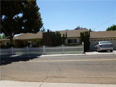 La Mesa Single Family Home For Sale: 10775 Anaheim Dr