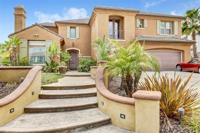 Chula Vista CA Single Family Home For Sale: $1,050,000