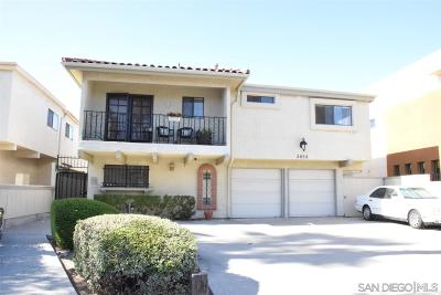 San Diego CA Multi Family 2-4 For Sale: $1,135,000
