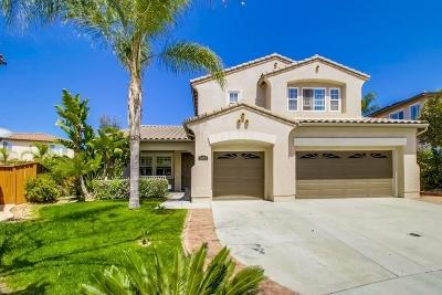Chula Vista CA Single Family Home For Sale: $745,000