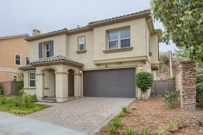 San Marcos Single Family Home For Sale: 801 Via La Venta