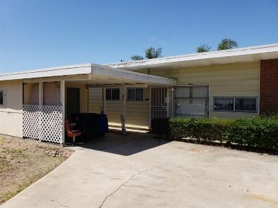 Chula Vista CA Single Family Home For Sale: $434,900