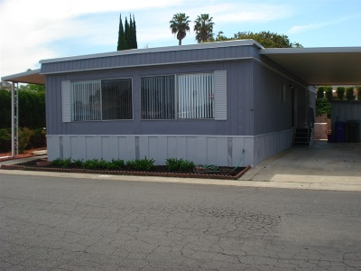 San Marcos Mobile/Manufactured For Sale: 1286 W Discovery #27