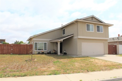 Oceanside Single Family Home For Sale: 4579 Jamboree St