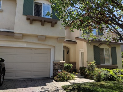 San Diego CA Single Family Home For Sale: $889,000