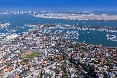 San Diego Single Family Home For Sale: 1059 Leroy