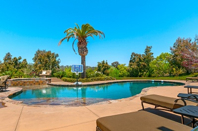 Rancho Santa Fe Single Family Home For Sale: 17555 Ranchito Del Rio
