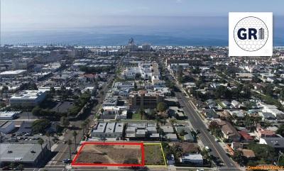 Oceanside Residential Lots & Land For Sale: 303-311 N Horne Street #4, 5 & 6