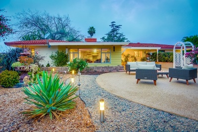 Single Family Home For Sale: 14867 Eastvale Road