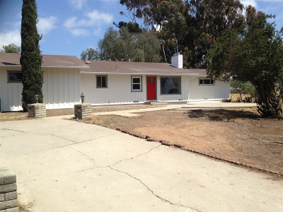 Single Family Home Contingent: 3906 Avenida San Miguel